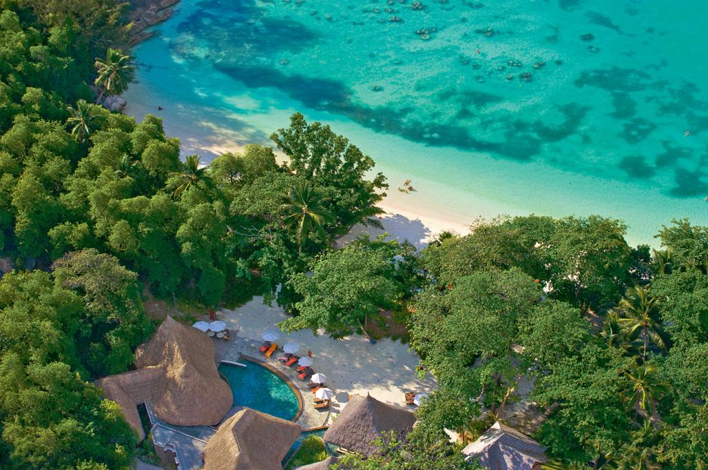 Hotel Constance Ephelia Resort toiles Mahe Seychelles