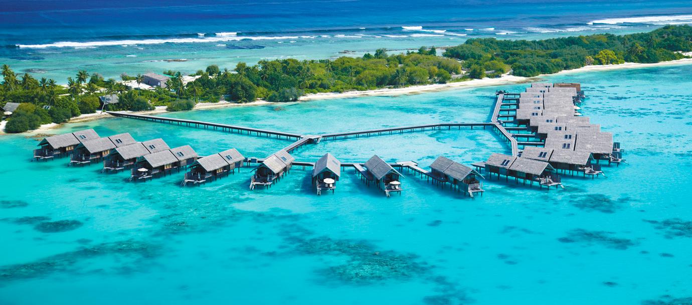 hotel villaggio six senses laamu maldive offerte last minute last second maldive azemar by
