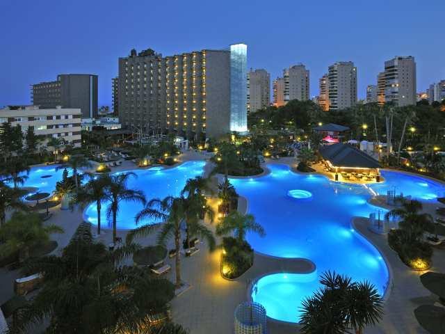 Melia costa del sol hotel a torremolinos m 225 laga spagna