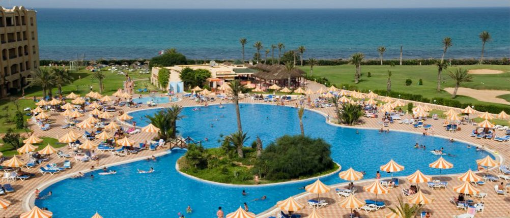 Mahdia Tunisia  city images : Villaggio Seaclub Nour Palace Mahdia Tunisia