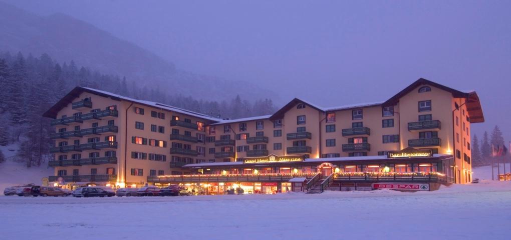 Grand Hotel Misurina Blu Hotels