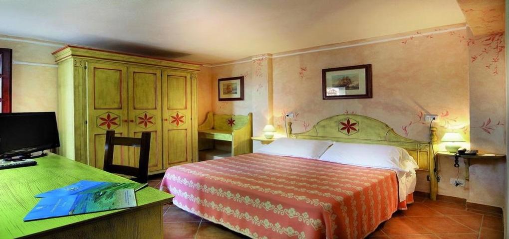 Hotel Villaggio Marinella Sardegna Camera