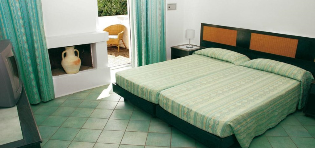 Villaggio TH Resorts Ostuni ex Valtur Puglia Camera da Letto