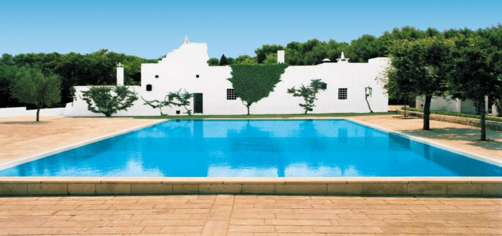 Villaggio TH Resorts Ostuni ex Valtur piscina