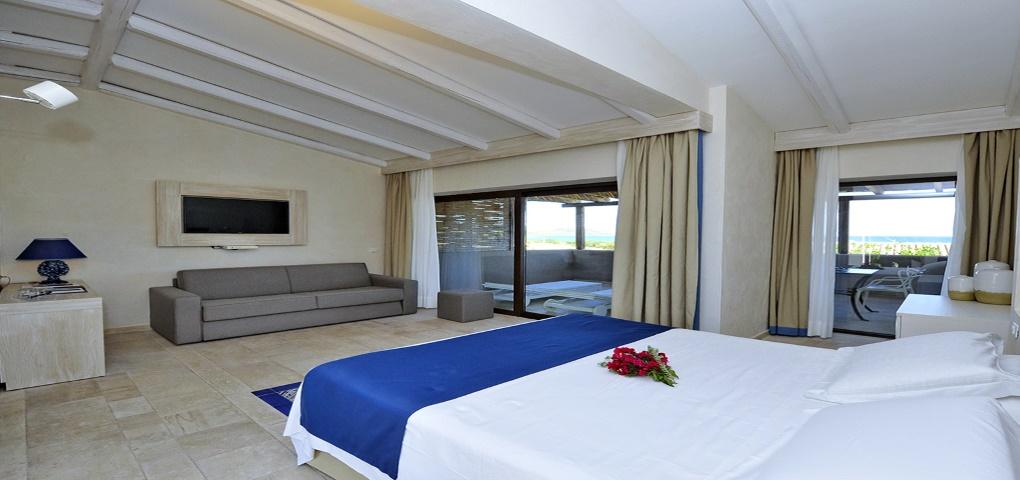 Camera Matrimoniale A Olbia.Super Offerte Last Minute Last Second Hotel Paradise Resort Spa