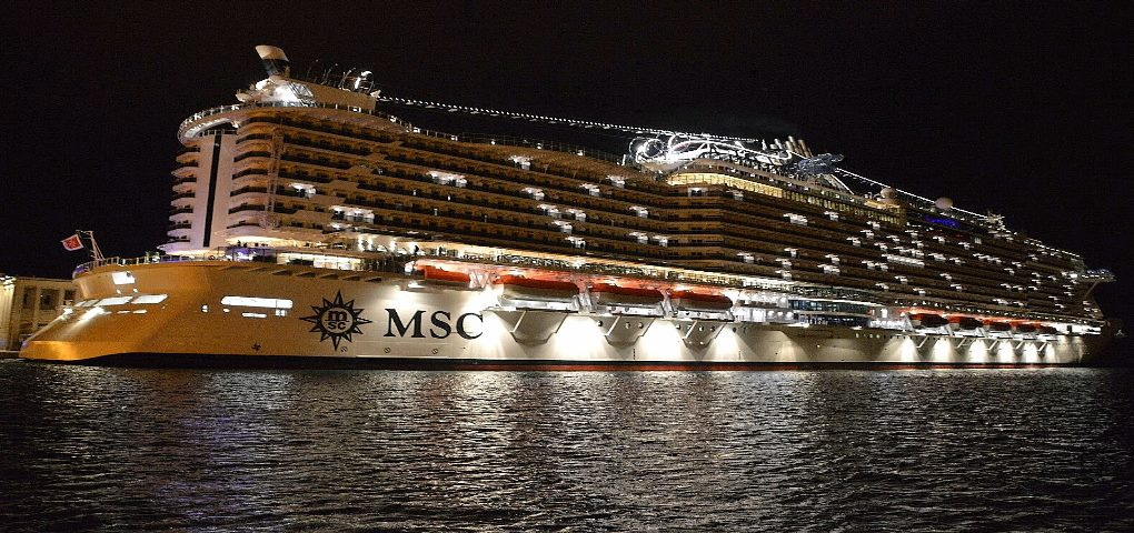 Nave MSC Seaside