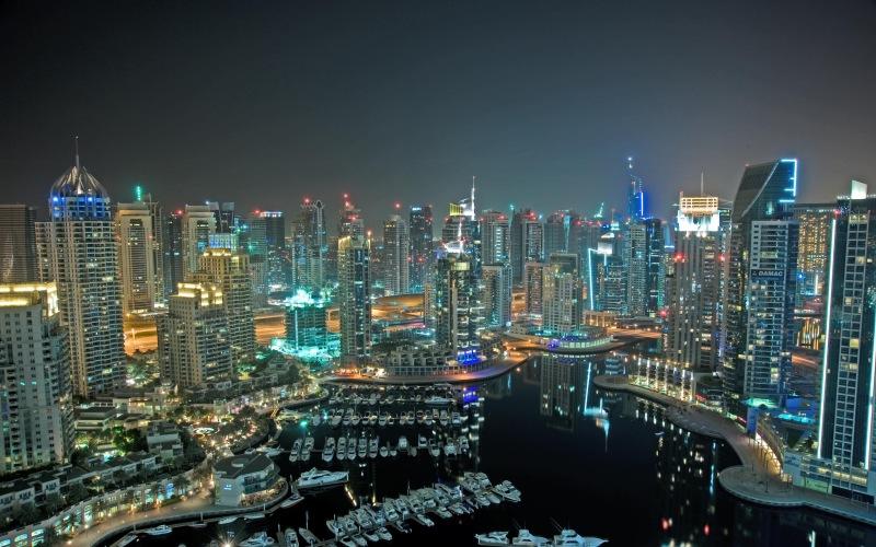 WTA DUBAI 2013 : infos, photos et vidéos Dubai-Marina-7-Emirati-Arabi-800
