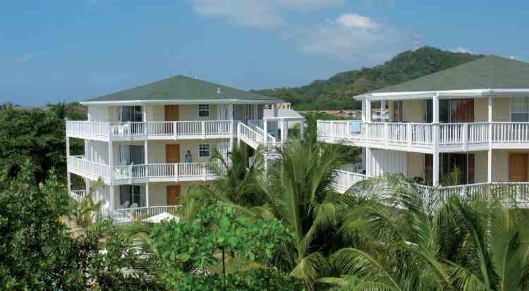 Paradise beach villas roatan