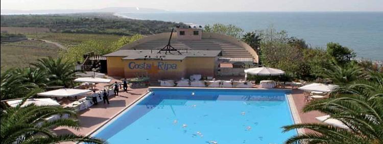 Residence hotel villaggio costa ripa 3 stelle rodi garganico foggia holiday gargano with - Residence puglia mare con piscina ...