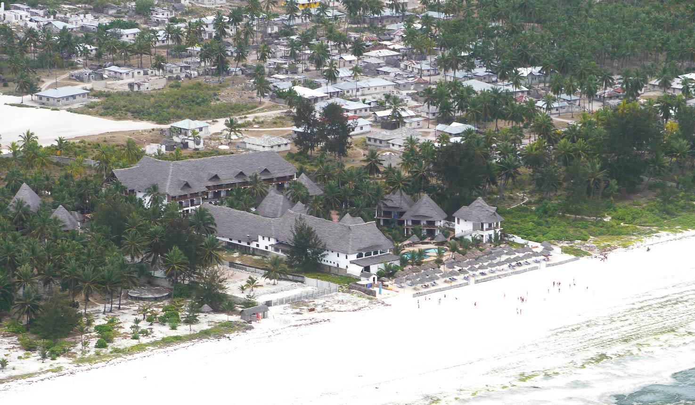 Waridi Beach Hotel Zanzibar
